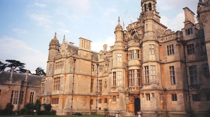 Harlaxton College Manor