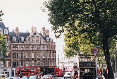 Study abroad in England.