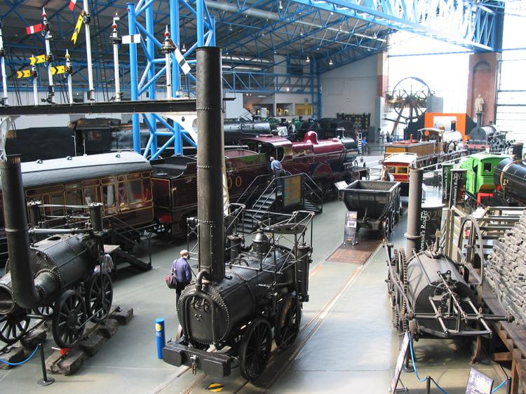 National Railway Museum, York.