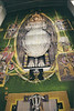 New Coventry Cathedral altar tapestry.  (Upper portion)