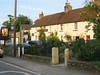 Middleton Tyas, North Yorkshire -- Shoulder of Mutton Pub (this was conveniently within easy walking distance from my Hotel).