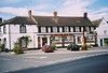 Catterick Village, North Yorkshire - The Angel Pub, which was conveniently right across the street from my B&B.