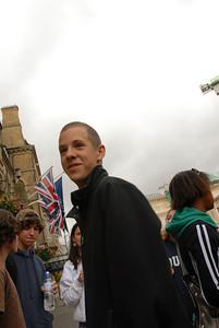 Sam in Oxford.