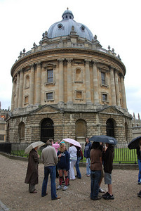 The Radcliffe Camera.