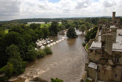 More River Avon flooding.