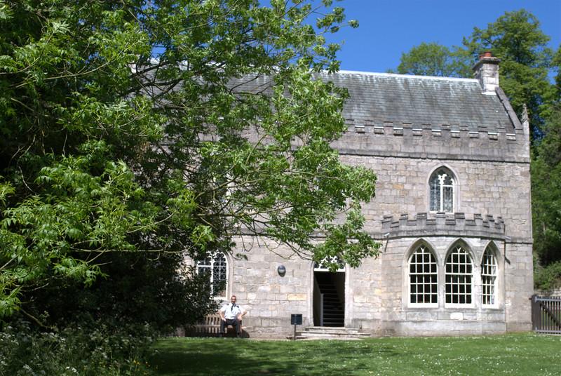 Roche Abbey, 5/30/09