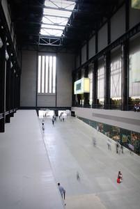 Turbine room at the Tate Modern