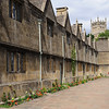 Row of Almshouses built in 1612 in Chipping Campden.
