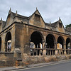 Market Hall (Jacobean style) in Chipping Campden built in 1627 - actually to shelter the sellers of cheese, butter, poultry, and vegetables.  Chipping Campden was a prosperous center for the wool trade in the 14th and 15th centuries.