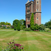 Sissinghurst: view of the tower.