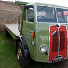 Classic lorry at Chatsworth House County Fair