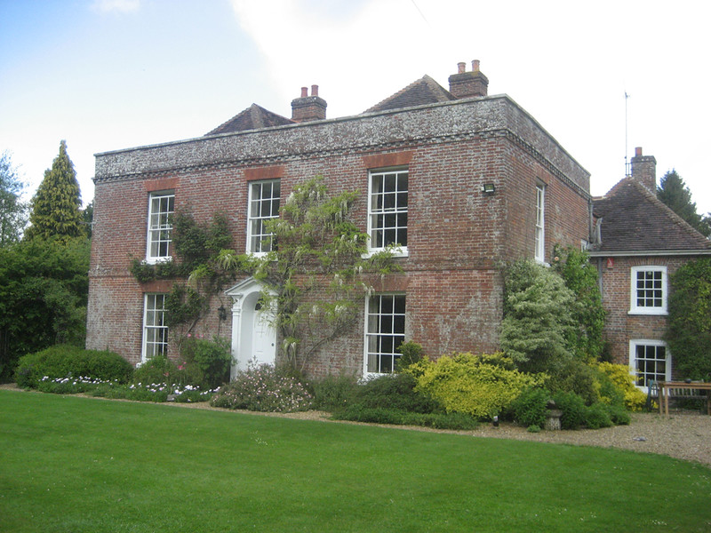 The Mill House east of Winchester.