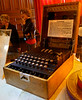 """England, May 2016.  Bletchley.  <br /> <a href=""""http://www.techrepublic.com/pictures/photos-behind-the-scenes-on-the-imitation-game/7/"""">http://www.techrepublic.com/pictures/photos-behind-the-scenes-on-the-imitation-game/7/</a><br /> <a href=""""http://www.bletchleypark.org.uk/"""">http://www.bletchleypark.org.uk/</a><br /> <a href=""""http://www.bbc.co.uk/history/places/bletchley_park"""">http://www.bbc.co.uk/history/places/bletchley_park</a><br /> <a href=""""https://en.wikipedia.org/wiki/Bletchley_Park"""">https://en.wikipedia.org/wiki/Bletchley_Park</a>"""
