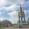 The Albert Hall and Memorial. 12 May 2016.