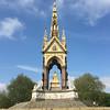 The Albert Memorial. 12 May 2016.