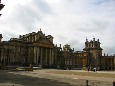 England Country House tour 2002