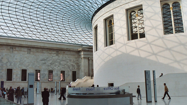02 - The British Museum (October 17, 2003)