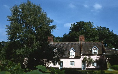 England Garden tour