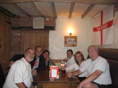 England, June 7, 14-21, 2006