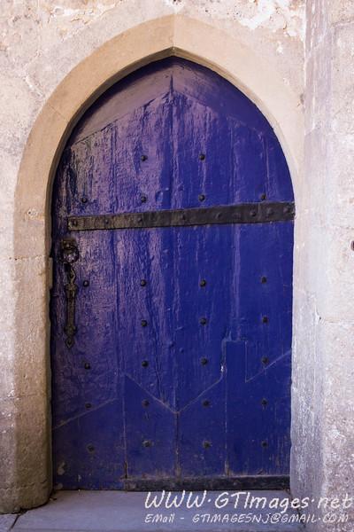 Wells, England - Door