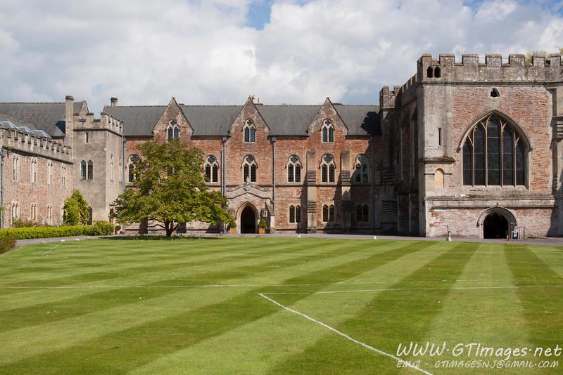 Wells, England - Bishops palace