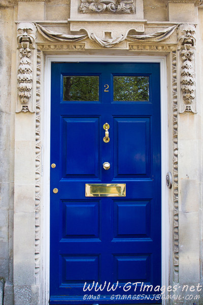 Bath, England - Door..... Love the color...