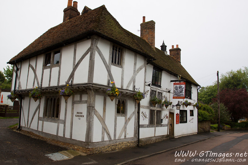 A great little pub in Chartham, Canterbury...