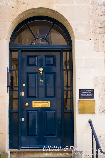 Bath, England - Door.....