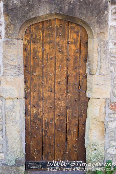 Wells, England - Door