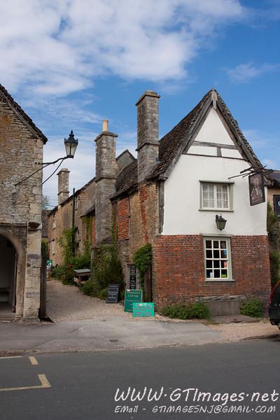 Lacock, England