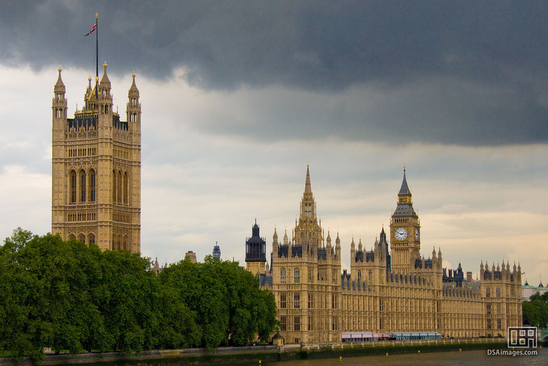 Victoria Tower and Houses of Parliament