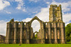 Fountains Abbey, North Yorkshire