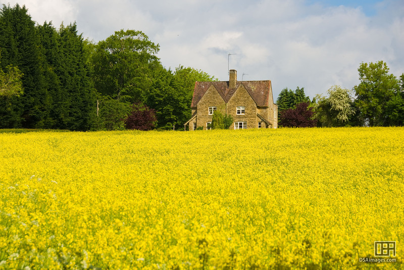 House near Bourton-on-the-Water