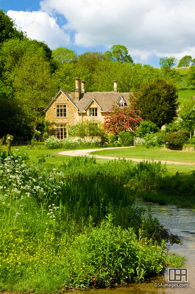 House at Upper Slaughter