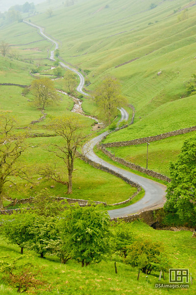 Cam Gill Road, Yorkshire Dales