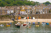 The port of Mousehole