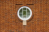 A window near Salisbury Cathedral