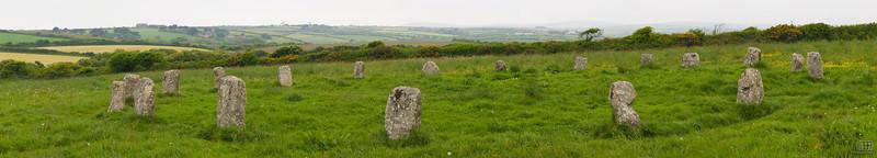 Merry Maidens Stone Circle