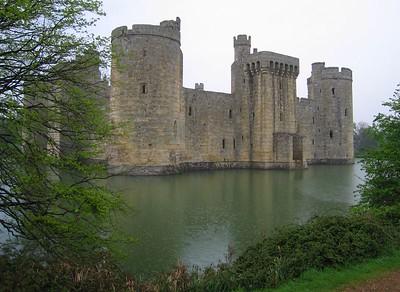 Bodiam Castle, Northiam, East Sussex