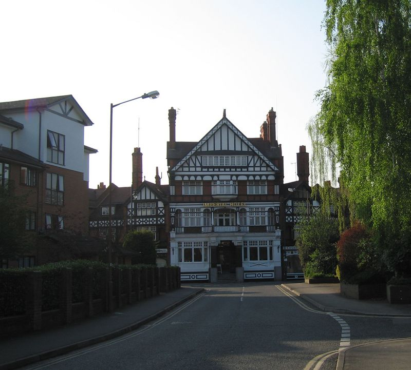 Imperial Hotel, Henley-on-Thames, 21 Apr 2005