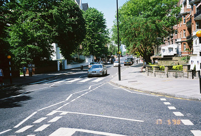 England-Tower of London, Abbey Road Studios
