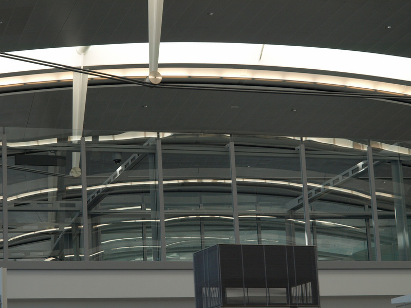 Inside the Toronto Airport