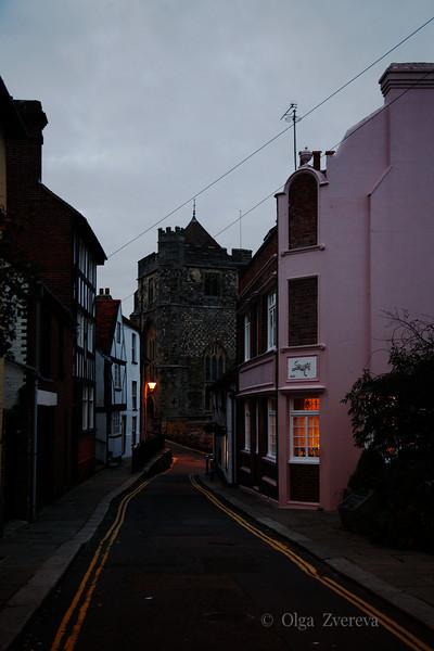 <p>Evening. Hastings, England, United Kingdom</p>