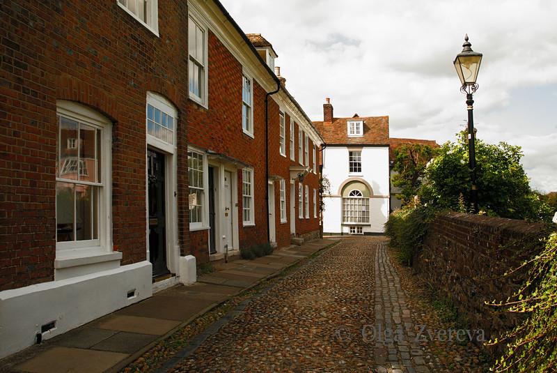 <p>Mermaid Street, Rye, England, United Kingdom</p>