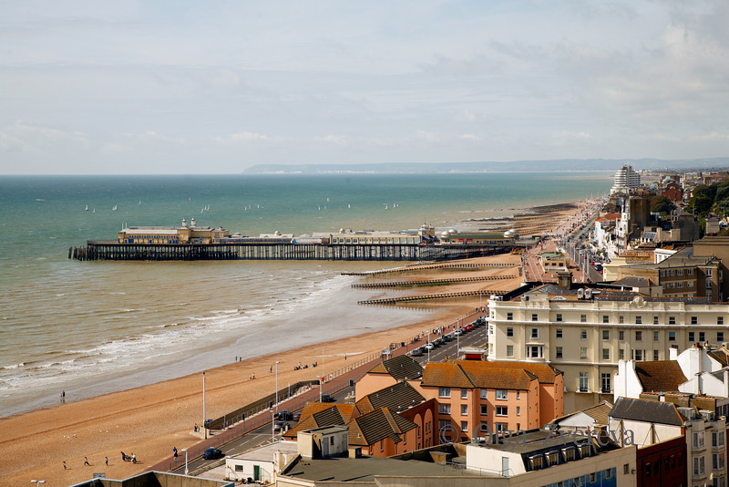<p>Pier View, Hastings, England, United Kingdom</p>