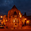 <p>Holy Trinity Church at Night. Hastings, England, United Kingdom</p>
