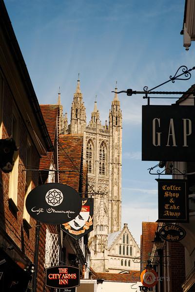 <p>Canterbury, England, United Kingdom</p>