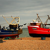 <p>Boats, Hastings, England, United Kingdom</p>