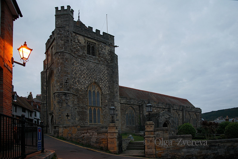 <p>St Clements Church, Hastings, England, United Kingdom</p>