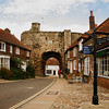 <p>Town Gate, Rye, England, United Kingdom</p>
